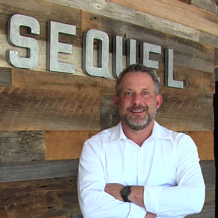 Chris Bartlett, CTO at Sequel